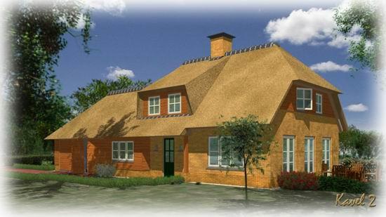 Nieuwbouw 10 villa's de Bunsink, Zeist