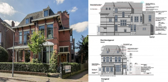 Verbouw / Renovatie Monument Wilhelminapark te Haarlem