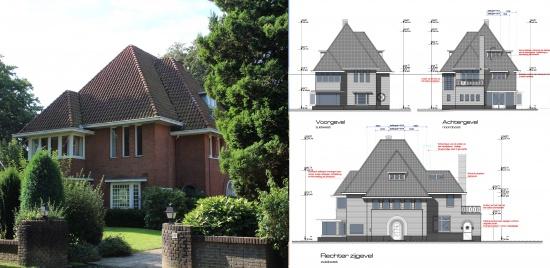 Verbouw woonhuis - Laan van Vogelenzang Hilversum