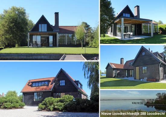 Nieuwbouw Villa te Loosdrecht