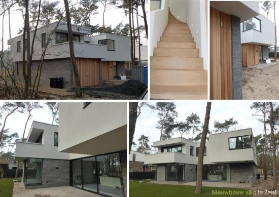 Nieuwbouw Villa in Kerckebosch te Zeist