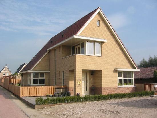 Nieuwbouw woonhuis te Alblasserdam