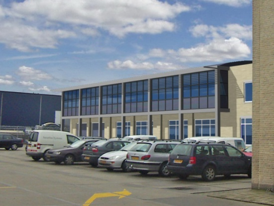 Uitbreiding kantoor te Zwolle
