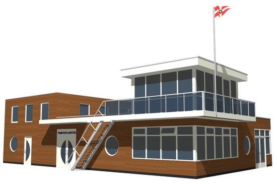 Havenkantoor Haarlemsche Jachtclub
