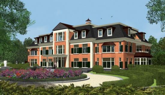 Nieuwbouw van 6 appartementen te Laren - Residence Hoog Hoefloo