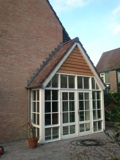 Uitbreiding / verbouw woonhuis Monnickskamp Huizen