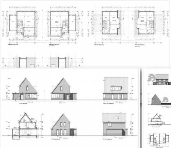 Nieuwbouw 21 woningen te Raamsdonk