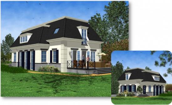 Nieuwbouw villa te Breukelen