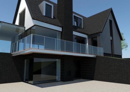 Nieuwbouw villa te Hilversum